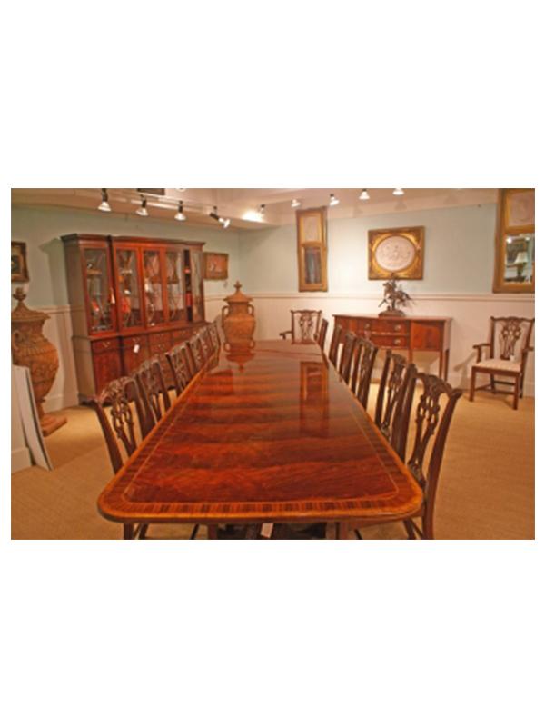 Leighton Hall Furniture